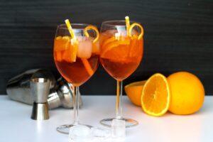 spritz, aperol, cocktail